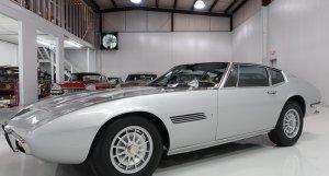 1967 Maserati Ghibli for Sale at Daniel Schmitt & co. Classic car gallery St. louis, daniel schmitt cars