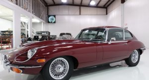 1970 Jaguar E-Type Series II 2+2 Coupe