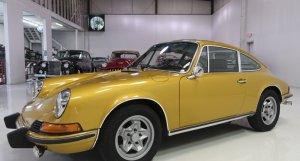 1973½ Porsche 911T 2.4 Sunroof Coupe