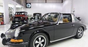 1973 Prosche 911E Targa