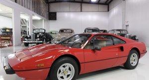 1976 Ferrari 308GTB Vetroresina for sale by daniel schmitt & co. classic car gallery