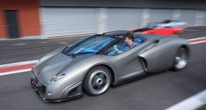 Lamborghini Pregunta V12 Roadster Autodrome Paris