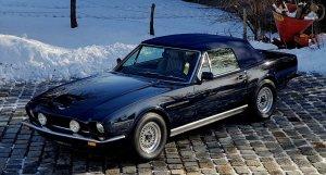 Aston Martin V8 Volante -german restoration-