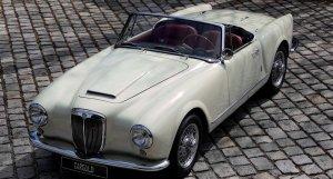 1957 Lancia B 24 S Convertibile -perfect !-