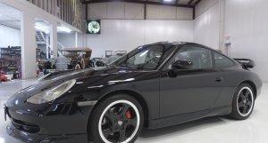 2001 Porsche 911 Carrera Sunroof