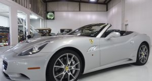 Low Mileage 2012 Ferrari California for sale at Daniel Schmitt & Co.
