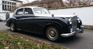 1955 Bentley S1 LHD