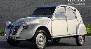 1951 Citroën 2CV For Sale in London (LHD)