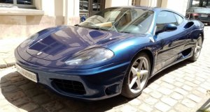Ferrari 360 Manual Gearbox