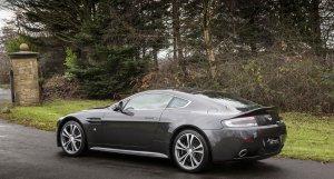 2018 Aston Martin V12 Vantage Bvm7 Manual 7 Speeds Classic