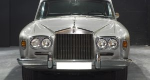 Rolls Royce Silver Shadow Coupe