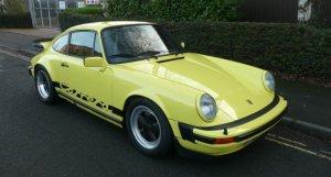 Porsche 911 3.0 Carrera Coupe for sale at Specialist Cars of Malton