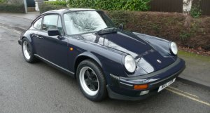 Porsche 911 3.2 Carrera LHD for sale at Specialist Cars of Malton