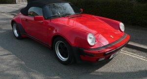 Porsche 911 3.2 Speedster RHD for sale at Specialist Cars of Malton