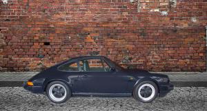 1989 930 Porsche 911 carrera Coupe
