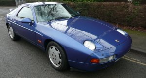 Porsche 928 S4 for sale at Specialist Cars of Malton