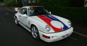 Porsche 964 Race Car for sale at Specialist Cars of Malton