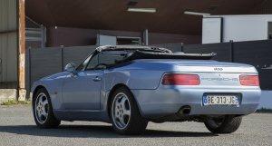 Porsche 968 benzin auction