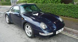 Porsche 993 Carrera 4 for sale at Specialist Cars of Malton