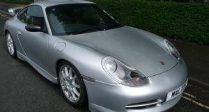 Porsche 996 GT3 Mk1 Clubsport for sale at Specialist Cars of Malton