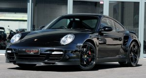 2007 model year Porsche 997 Turbo Tiptronic S coupe RHD for sale
