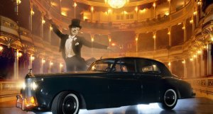 Rolls Royce ex Fred Astaire