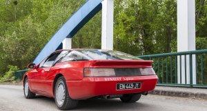 Alpine GTA Turbo benzin.fr auction for sale