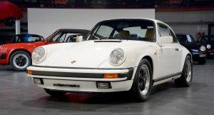 Porsche 911 Carrera Coupe G50 Pannhorst Classics