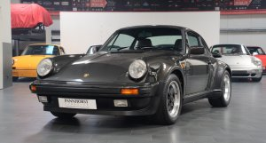 PORSCHE 911 930 TURBO COUPÉ www.pannhorst-classics.de