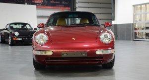 Porsche 993 Carrera 2 Cabriolet www.pannhorst-classics.de