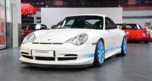 Porsche 996 GT3 RS Pannhorst Classics