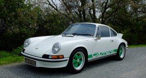 Autofarm Porsche 911 'RS' GT 3.5 Re-creation