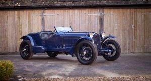 1933 Alfa Romeo 6C For Sale