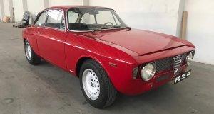 1966 Alfa Romeo Giulia Sprint GTA «Stradale»