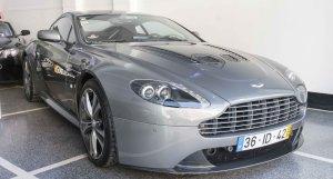 2009 Aston Martin V12 Vantage