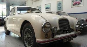 Aston Martin DB2 Vantage at Autodrome Paris
