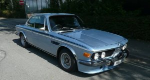 BMW 3.0 CSL for sale by Specialist Cars of Malton