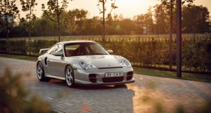Bastian Voigt Collector Car Auctions: June 1, 2019 - Porsche 911 GT2 996
