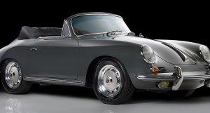 1962 PORSCHE 356B SUPER CABRIOLET
