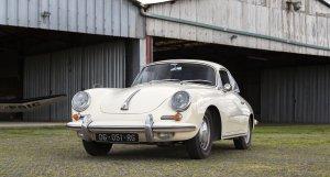 Porsche 356 C 1965 Benzin