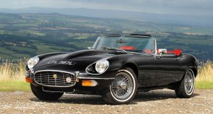 1973 Jaguar E Type Series II Roadster RHD for sale