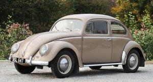 1956 Volkswagen Beetle 1200 LHD for sale