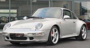 Porsche 993 Carrera 4 S manual coupe for sale