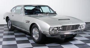 Dream Garage Aston Martin DBS