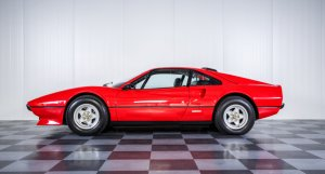 Dream Garage Ferrari 308 GTB 1 owner