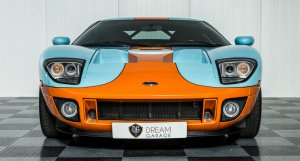 Dream Garage Ford GT Heritage Edition
