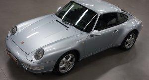 Porsche 993 Carrera 4 Coupe