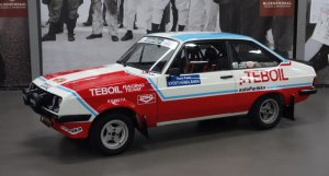 FORD ESCORT RS 2000 MK 2 GROUP 1