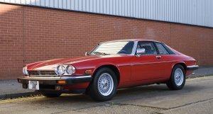 1989 Jaguar XJS V12 Coupe (LHD)