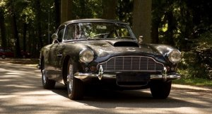 For Sale Aston Martin DB4 Series 3